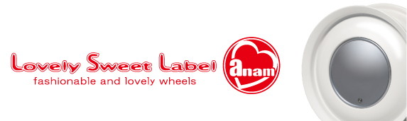 Lovely Sweet Label anam ラブリースイートレーベル アナム